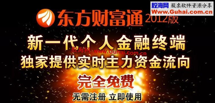 东方财富通金融终端2012版