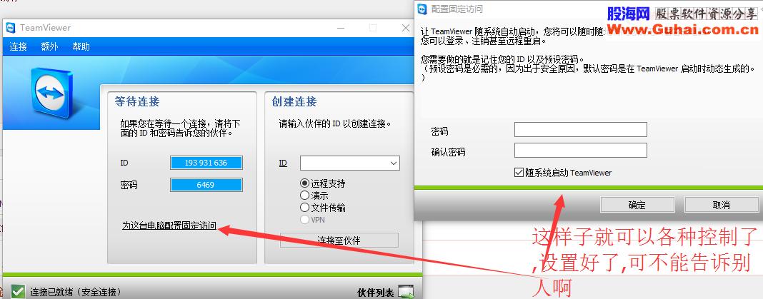 TeamViewer免安装版