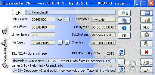 通達信用戶完全加密公式和諧工具
