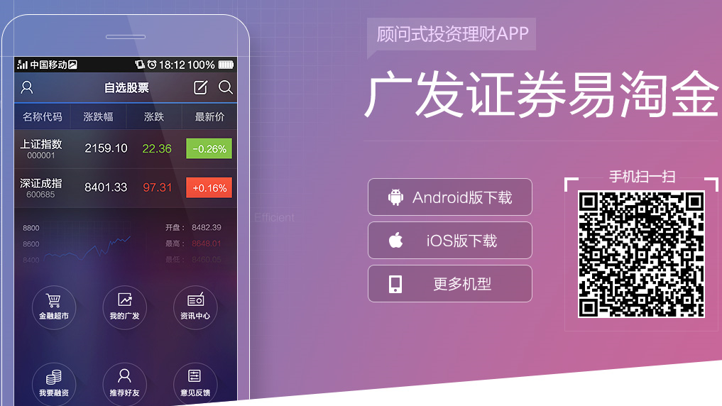 广发证券广发证券易淘金手机APP版本 7.6.2