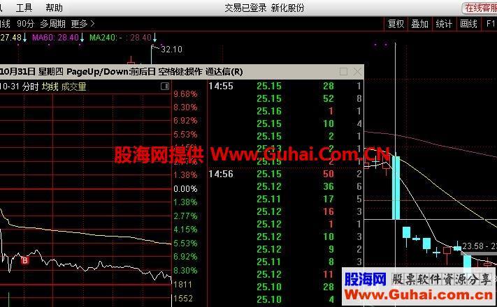 海通证券BS落地+一键撤单2.16版